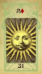 31 sun