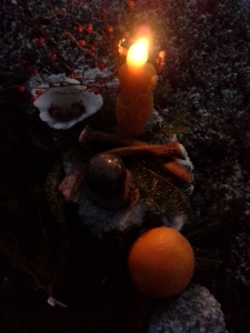 Winter Solstice vigil